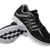 کفش تن تاک ورزشی چهارفصل مشکی