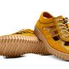 tantak shoes Chakavak Yellow