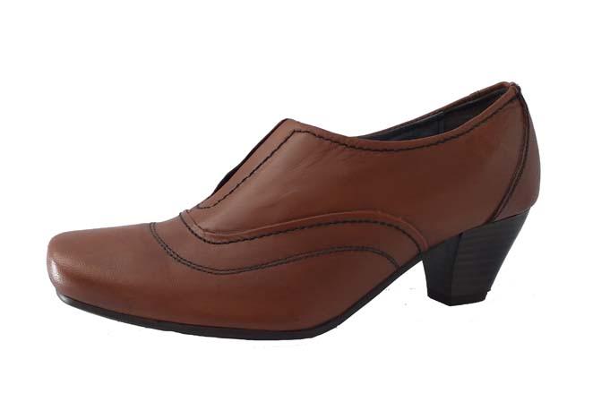 tantak shoes boto brown