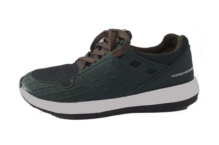 tantak shoes porsche green