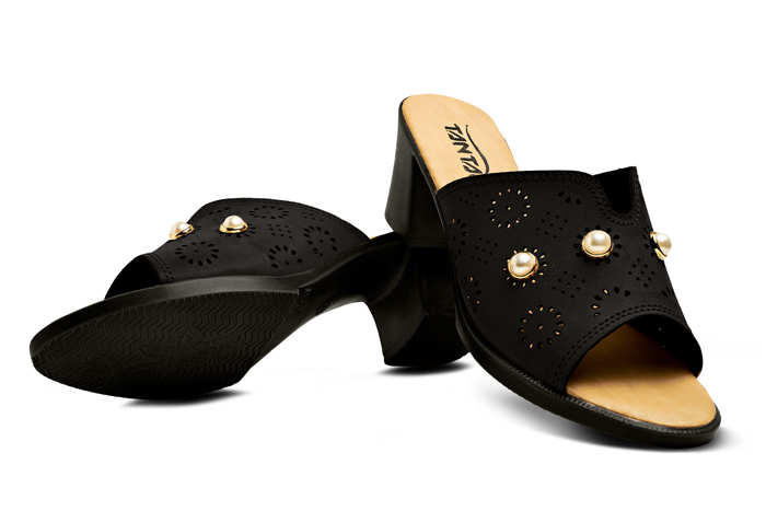 tantak shoes sandal Maha Black